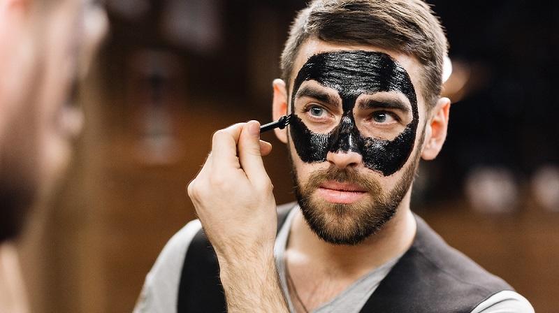 men face mask