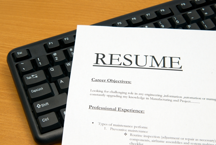 How To Write A Resume That Will NOT Get You A Job!