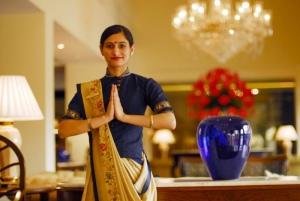 Indian Namaste Culture