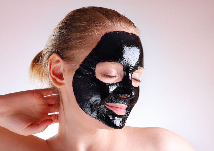 activated charcoal masks for the face