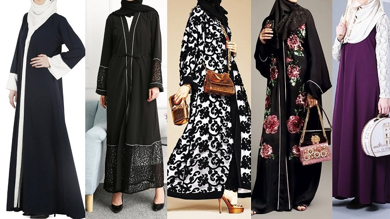 casual abayas