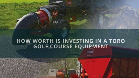 course equipment