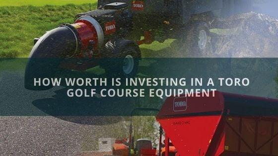 course equipment