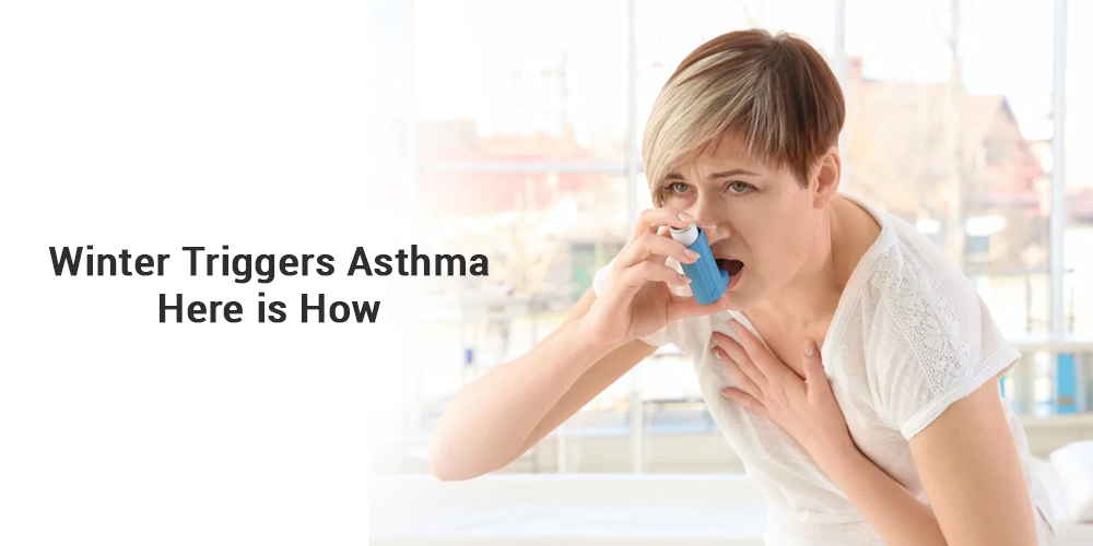 Winter triggers Asthma