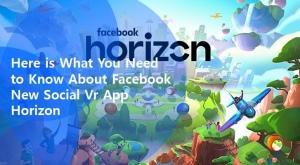 Social VR App Horizon