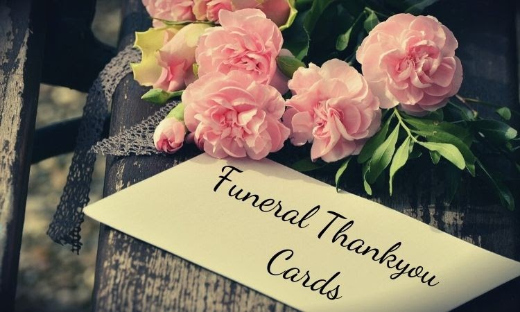 A Guide On Condolences And Funeral Thankyou Cards