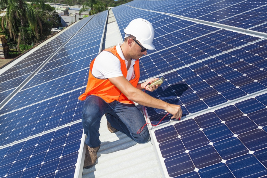 An Installation Guide Of Solar Panel