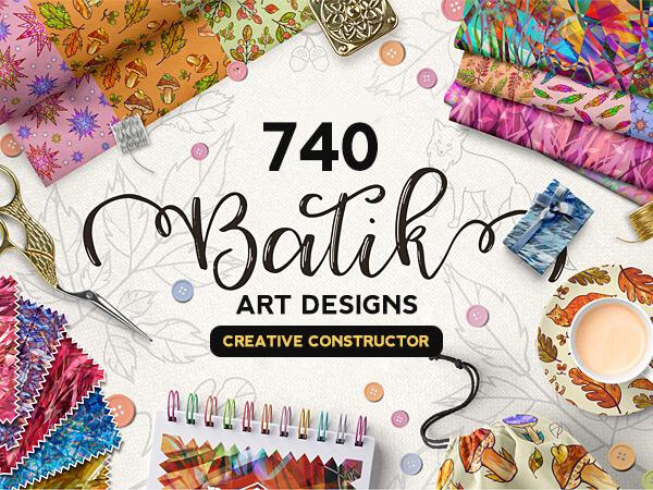 Batik Art Designs