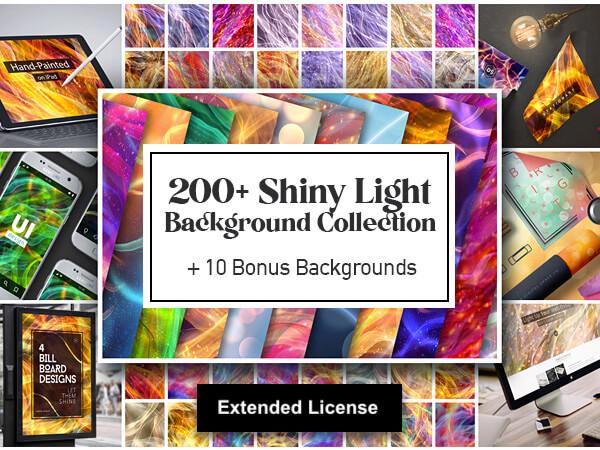 Shiny Backgrounds