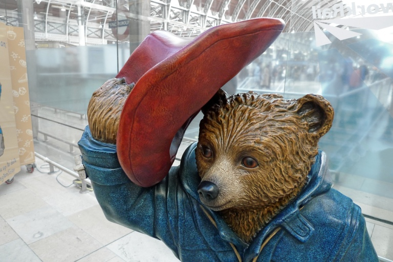 Paddington Bear Day Out: 7 Famous Sights to Visit In London